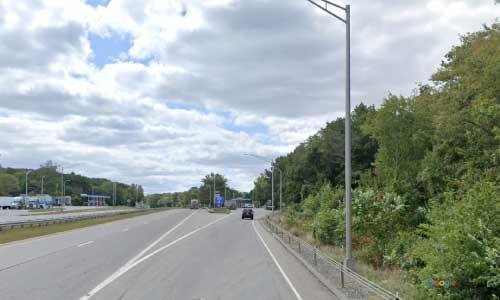 ct i 395 rest area sb mile-marker 35